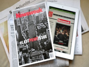 Newsweek переходит к новым владельцам