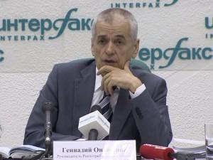 Онищенко опроверг слух об эпидемии в палаточном лагере в Гольяново