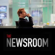 В Петербурге будет представлена новая серия the Newsroom