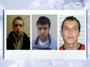Задержаны двое из троих сбежавших из автозака преступников