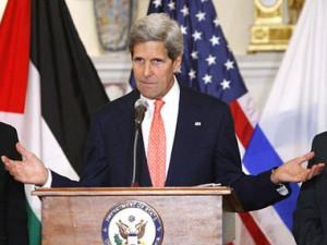 В бушующих Ближнем Востоке, Израиль победит время с палестинских мирных переговоров
