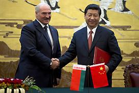 Ратификация белорусско-китайского соглашения о совместных учениях