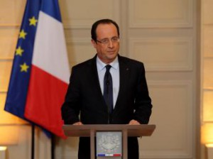 Франция представит во вторник Совбезу ООН план резолюции по Сирии