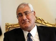 Египтский временный президент встретится с представителями политических сил