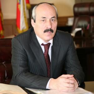 Избран новый глава парламента Дагестана