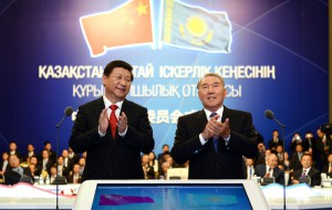 КНР и Казахстан