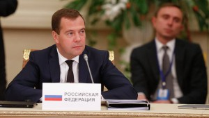 Медведев заявил о принятии мер в случае вступления Украины в ЕС