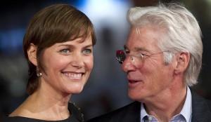 Ричард Гир разводится с женой после 11 лет совместной жизни