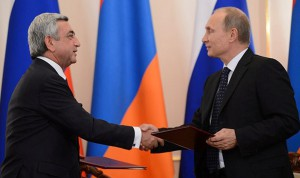 В Армении обсуждают возможность присоединения к Таможенному союзу