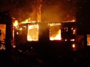 Четверо жителей Кубани погибли в ходе пожара