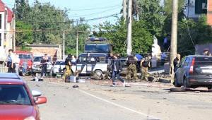 Число пострадавших в результате взрыва в Махачкале достигло 14-и