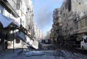 Сирийские СМИ: в пригороде Дамаска произошёл смертельный взрыв