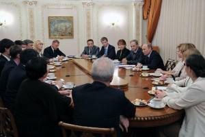 Лучшие учителя России встретились с Владимиром Путиным