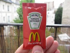 McDonald's отказался от кетчупов Heinz
