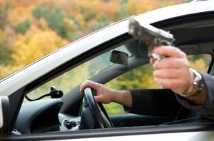 Пьяный водитель застрелил сотрудника дорожной полиции в Новосибирске