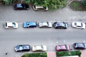 Парковочные места в Москве станут короче