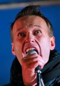Приговор Навальному заменен на условный срок