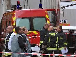 Стрельба во Франции. Есть раненые