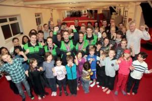 Триумфальное возвращение организации боевых искусств в Клэйгейт