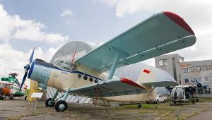 В Белгородской области самолет Ан-2 совершил жесткую посадку