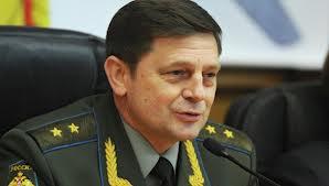 Замминистра обороны уволен с военной службы