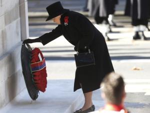 В Лондоне почтили память павших в боях