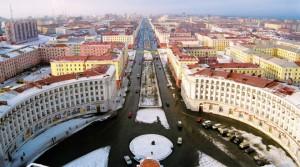 Чаша Олимпийского огня в Норильске будет передана в музей истории освоения и развития Норильского промышленного района