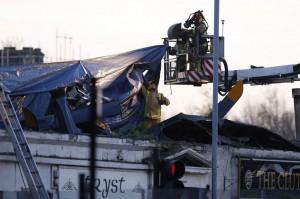 Число жертв в результате крушения вертолета в Глазго возросло до 6-и человек