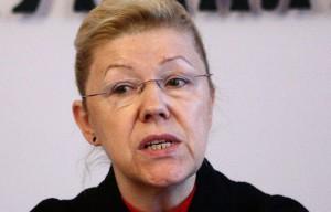 Елена Мизулина сравнивает суррогатное материнство с ядерным оружием