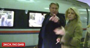 Сенатор от Новгородской области угрожал кинуть журналиста под поезд