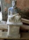 Статуи, которым уже более 3500 лет, обнаружены в Египтском храме