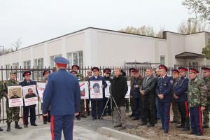 В Таганроге казаки вышли на пикет против мормонов