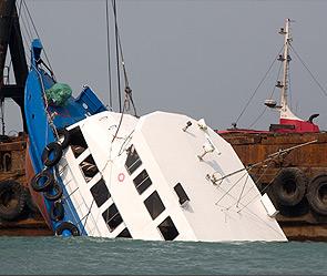 В Таиланде затонул паром, на котором находилось много количество туристов из России