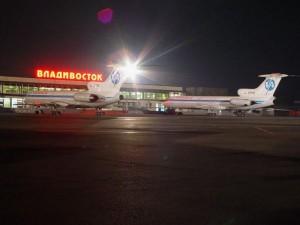 В аэропорту Владивостока взрывного устройства не обнаружено