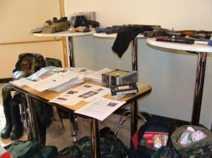 В столице задержаны 14 экстремистов со взрывчаткой