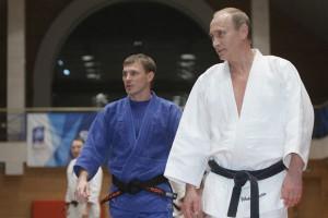 Владимир Путин стал великим мастером тхэквондо