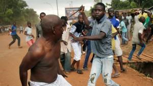 Французская армия восстанавливает стабильность в Центральноафриканской Республике