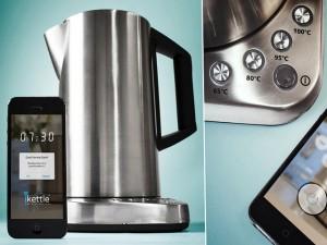 Очередное умное устройство – чайник