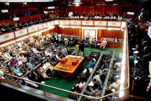 Парламент Уганды принял решение о криминализации пропаганды однополых отношений