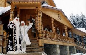 Сочинская резиденция Деда мороза готовится к приему гостей