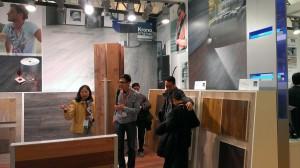 Состоялась выставка «Domotex Asia»