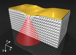 Ученым удалось создать плащ-невидимку, который работает на батарейках