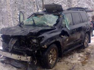 В Нижегородской области 5 человек пострадали в результате ДТП