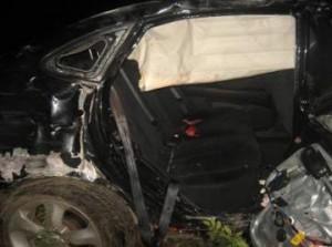 В результате ДТП в Самаре погибли женщина и двое детей