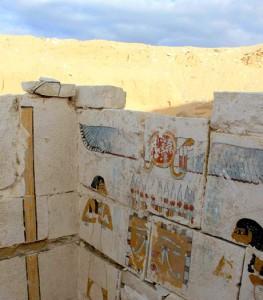 Археологии обнаружили останки неизвестного до этого фараона
