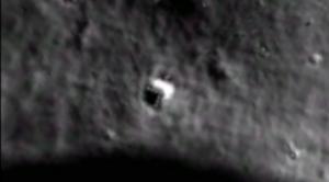 Блоггер заявляет, что обнаружил на луне базу пришельцев