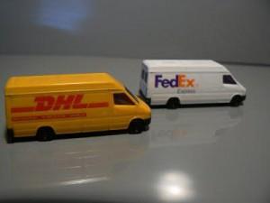 DHL и FedEx заявили о прекращении доставок в Россию посылок из интернет магазинов