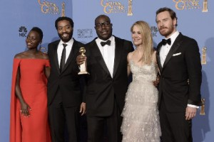 Главную премию «Золотой глобус» получил исторический фильм «12 лет рабства»