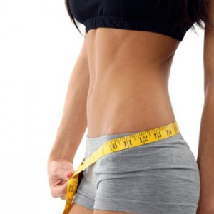 Характер женщины можно определить по объему ее талии