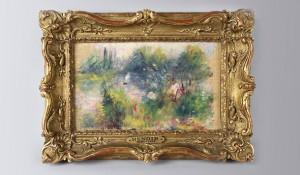 Картина Ренуара, которая была куплена на блошином рынке, будет возвращена в музей